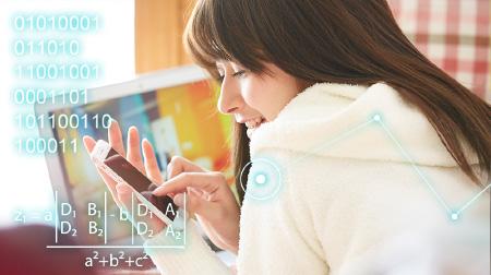 AI・ビッグデータ・デジタル技術を支える「数学」
